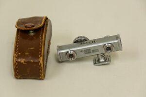Kisei External Pocket Shoe Mount Rangefinder with Case