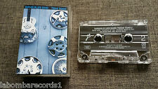CASSETTE - VARGAS BLUES BAND - TEXAS TANGO - 1995 - DRO EAST WEST