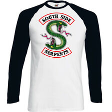 Southside Serpents Mens Funny Riverdale TV Show T-Shirt US Programme