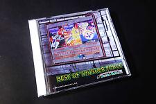 CD -BEST OF THUNDER FORCE II, III & IV thunderforce OST Arrange Soundtrack JAPAN