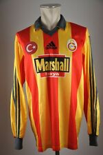 Galatasaray Istanbul Gr. XL 1999-2000 adidas Türkei jersey Langarm Marshall