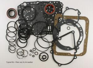 Auto Trans Overhaul Kit Pioneer 750109