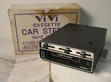 vivi cassette car stereo v-501 , made in japan