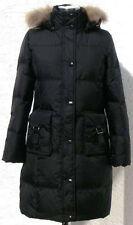 Women's/Lady's Winter Long Down Jacket Coat (GM5062),Black,S