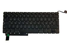 ORIGINALE Apple tastiera Keyboard Macbook Unibody Pro a1286 tedesco QWERTZ German