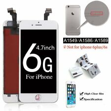 "For iPhone 6 4.7"" LCD Display Touch Screen Digitizer Replacement Assembly White"