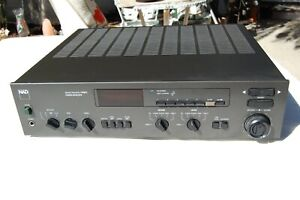 Vintage retro home NAD 7175PE STEREO RECEIVER
