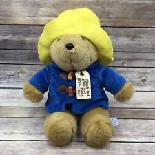"""Vintage 15"""" Sears Paddington Bear Talking Huggable Plush"""