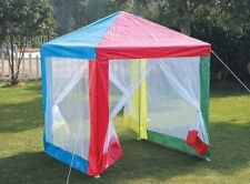 Garden Outdoor Multi colours Gazebo with side walls Tent