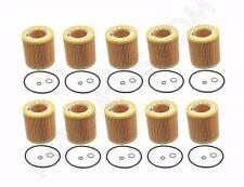 NEW Set of 10-Pieces Oil Filter For BMW E82 E90 F02 E61 128i 135i 335i 328x