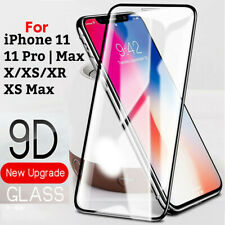 Tempered Glass Screen Protector For iPhone 11 iPhone 11 Pro iPhone X,XR,XS MAX