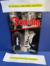 Dracula ReAction Figure Funko Universal Monsters Taped Package New