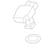 Genuine GM Mass Air Flow Sensor 23262343