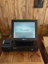 EPOS NOW system -Touch screen, Cash Drawer, Pro Ethernet receipt Printer.