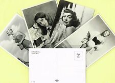 1950s Film Star Postcards issued in Holland #F1 to #F215 (Ref: ANON02)