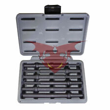 Atd Tools Atd-5736 Air Hammer Drift Set Extra Large - 6 Piece