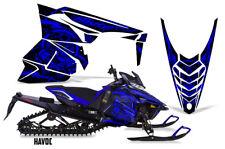 Yamaha SR Viper RTX STX MTX Decal Wrap Graphic Kit Sled Snowmobile 14-16 HAVOC U