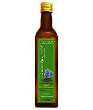 Schwarzkümmelöl kaltgepresst nativ Schwarzkümmel 500 ml (3,80€/100ml)