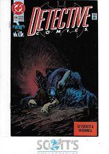 Detective Comics  #634  VF