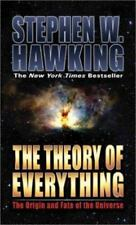 The Theory of Everything: The Origin and Fate of the Universe, Stephen W. Hawkin