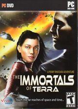 The Immortals of Terra (PC-DVD, 2008) for Vista/2000/XP - NEW in DVD BOX