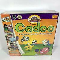 Cadoo Cranium Board Game 2004 NEW SEALED Cards Board Game Fun