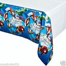 Avengers Assemble Plastic Tablecover 1ct Party Decoration Supplies