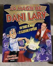 LA MAGIE DE DANI LARY - 100 TOURS DE MAGIE