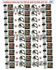 20X Royal Enfield Himalayan Oil Filter with Seal/Gasket/Washer & Air filter