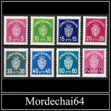 Norway 1926 Official (MNH)