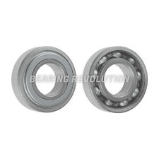 8506, RADIAL BALL BEARING WITH A 30MM BORE - BUDGET