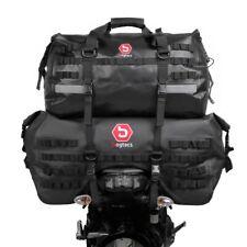Motorrad Hecktasche Set Bagtecs SX70 + XB50 Volumen 120 L Dry Bag Wasserdicht