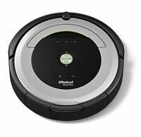 iRobot Roomba 680- Robot aspirador para suelos duros y alfombras, con tecnología