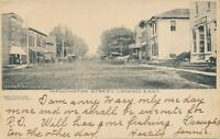 BRUSHTON NY – Washington Street looking East – udb - 1907