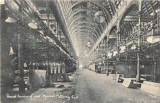 UK London  West market Grand Avenue of West Market looking east