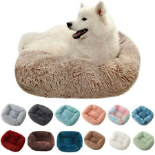 New listing Large dog beds ( X-Large for Large Dogs ) Long Plush Pet Cat Calming Bed Mat