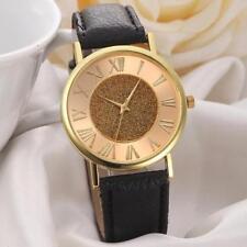 Modern dames quarts horloge zwart gold design extra batterij, Kerst cadeau tip