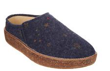 ED Ellen Degeneres Applique Slippers - Tillie Navy Gold Starry Dog Women's 11