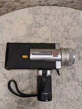 Vintage Minolta Autopak 8/S6 6X Zoom Camera With Random Tape