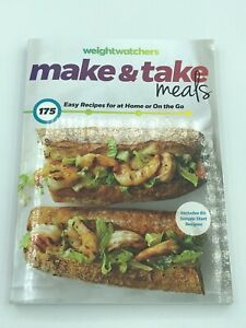 NEW! Weight Watchers WW Make & Take Meals 175 Easy Recipes Cookbook Home or Go