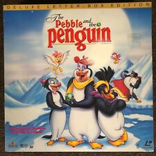 THE PEBBLE AND THE PENGUIN Laserdisc LD [ML105247]