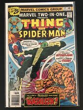 Marvel Two in One 2 in 1 17 High Grade Bronze Age Key Marvel Comic