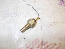 BULBO TERMOMETRO ACQUA FORD CAPRI 1,3 1,5 1,7 MKI MK2 GT WATER TEMPERATURE