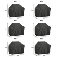 BBQ Gas Grill Cover Barbecue Protection Waterproof Outdoor Duty Protection XS-XL
