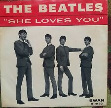 BEATLES '' ''SHE LOVES YOU'' 'PS' SWAN 4152' RARE Cover Only