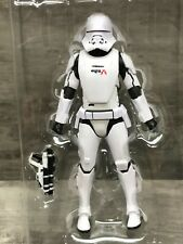 """STAR WARS THE BLACK SERIES 99 FIRST ORDER JET TROOPER LOOSE 6"""" SCALE"""