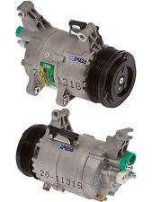 New AC A/C Compressor Fits: 2007 - 2008 Mini Cooper L4 1.6L Convertible ONLY