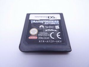 Transformers autobots Nintendo DS Game DS 3ds dsi Game   SEE MY SHOP