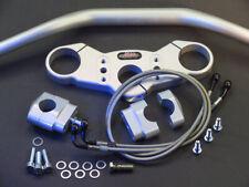 Abm Superbike Booster Lenker-Kit Ducati ST3 (S3) 04-ff Argento