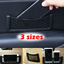 Car Cell Mobile Phone String Bag Net Storage Pocket Holder Organizer Elastic Net